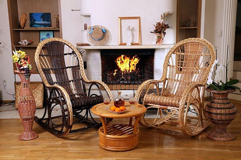 Кресло-качалка своими руками - Материалы