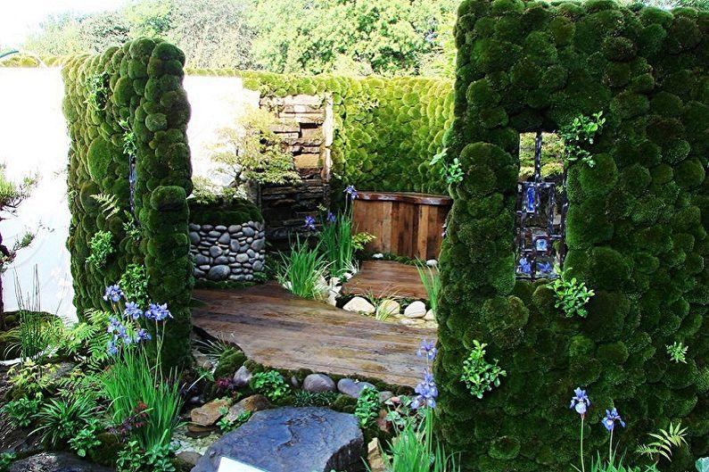 Вертикальное озеленение в ландшафтном дизайне - Какие выбрать растения