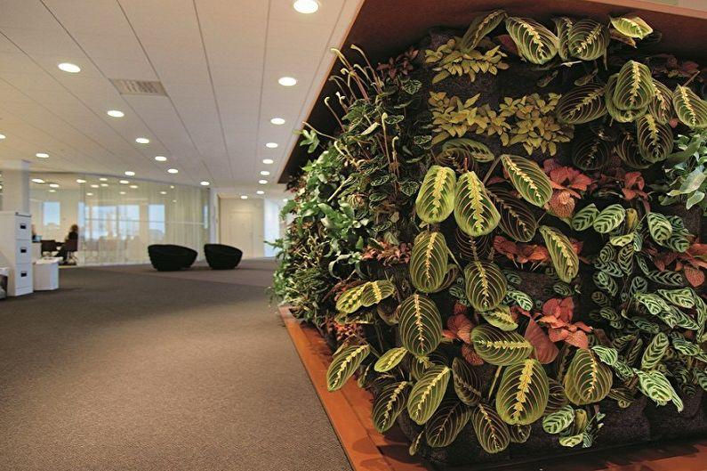 Вертикальное озеленение - фото-идеи