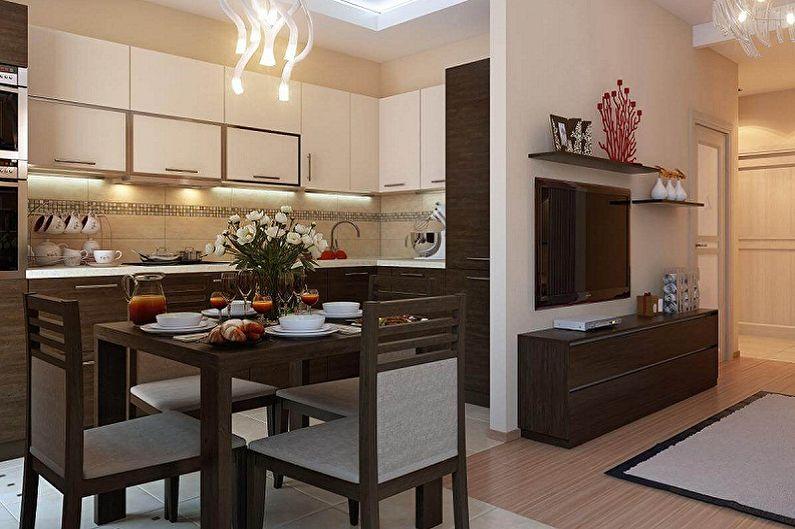 Дизайн кухни в хрущевке - С чего начать ремонт