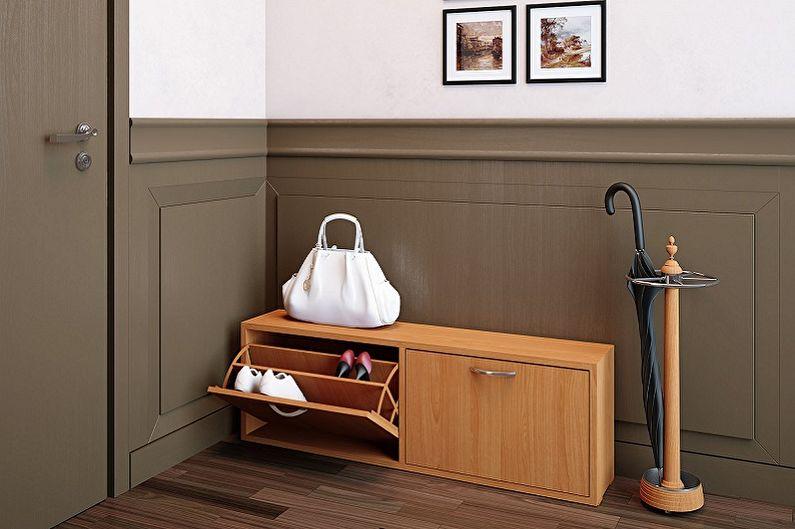 Обувница в прихожую - Материалы для изготовления