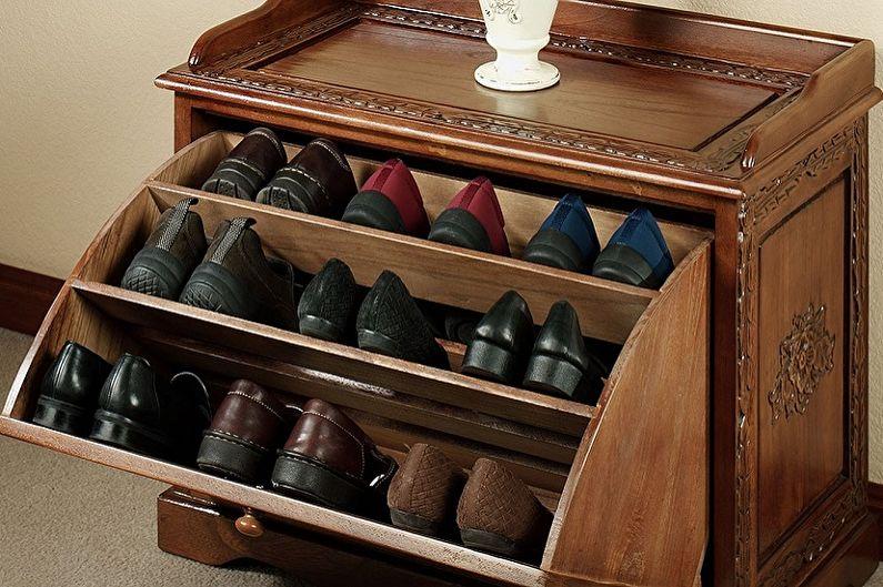 Обувница в прихожую - фото