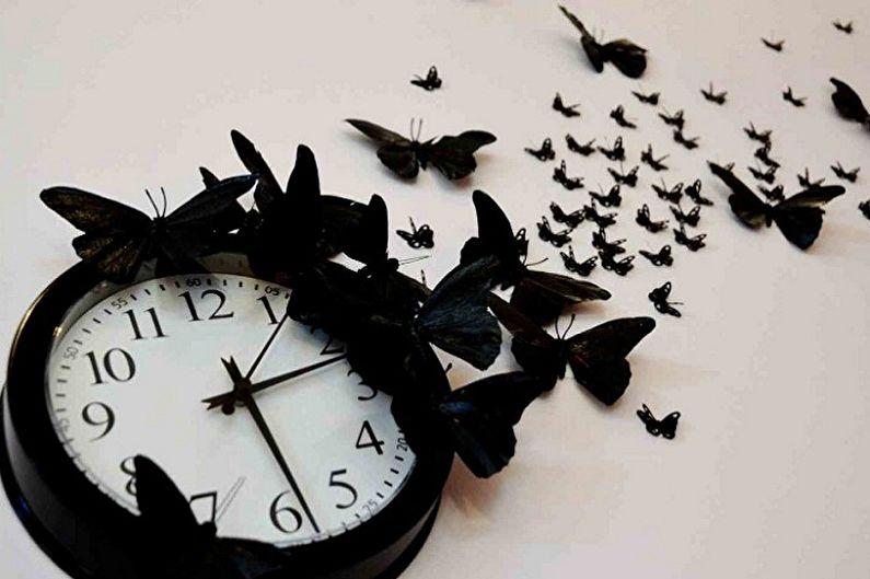 Бабочки на стену - Настенные композиции из бабочек