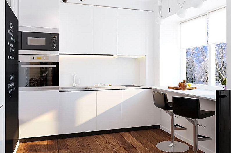 Мебель для кухни - Какая мебель нужна