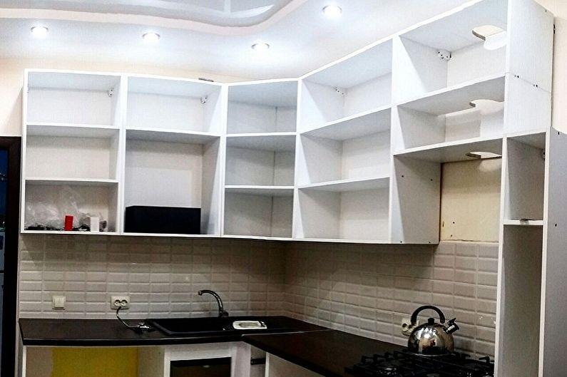 Материалы для изготовления мебели для кухни - Каркас