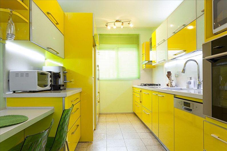Мебель для кухни - Цвет