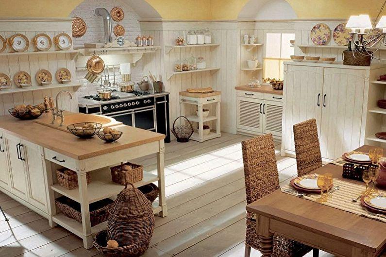 Мебель для кухни - Стиль