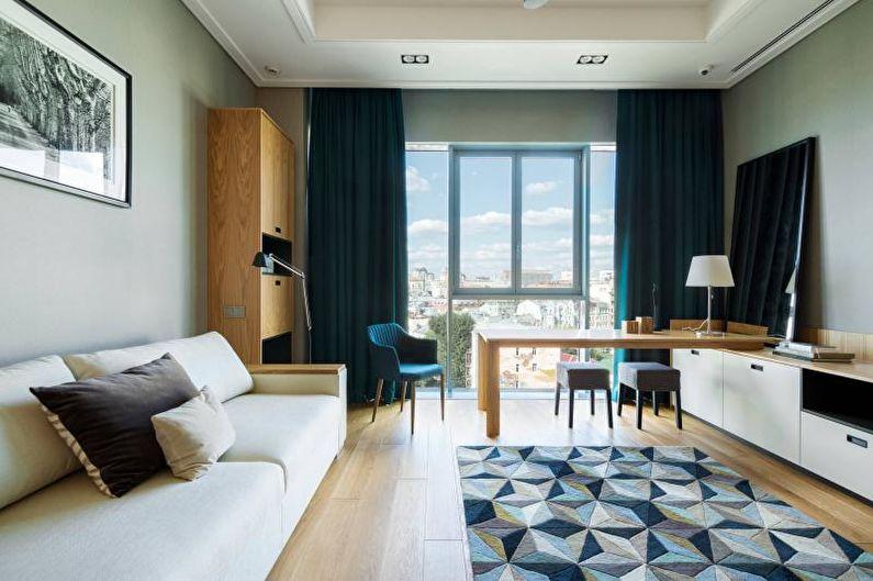 Мебель для гостиной в современном стиле - Минимализм
