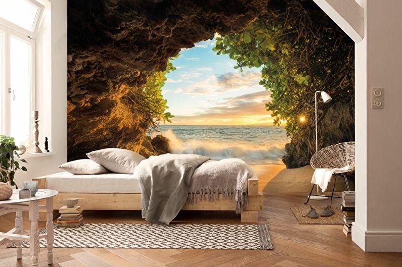 Фрески на стену - фото