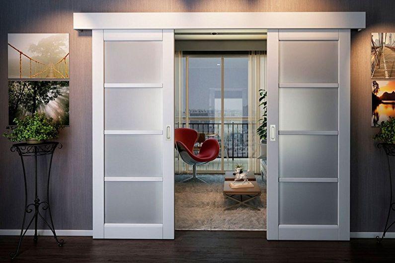 белые двери в интерьере 85 фото идеи дизайна