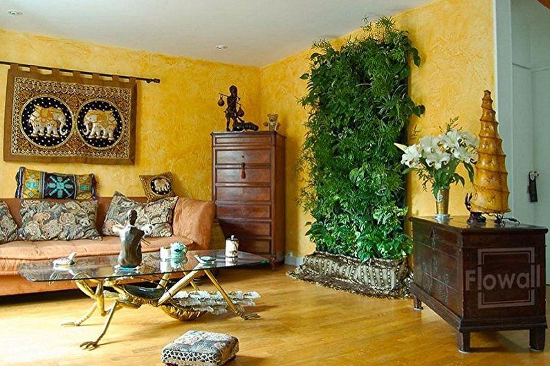 Вертикальное озеленение: 65 фото и идей
