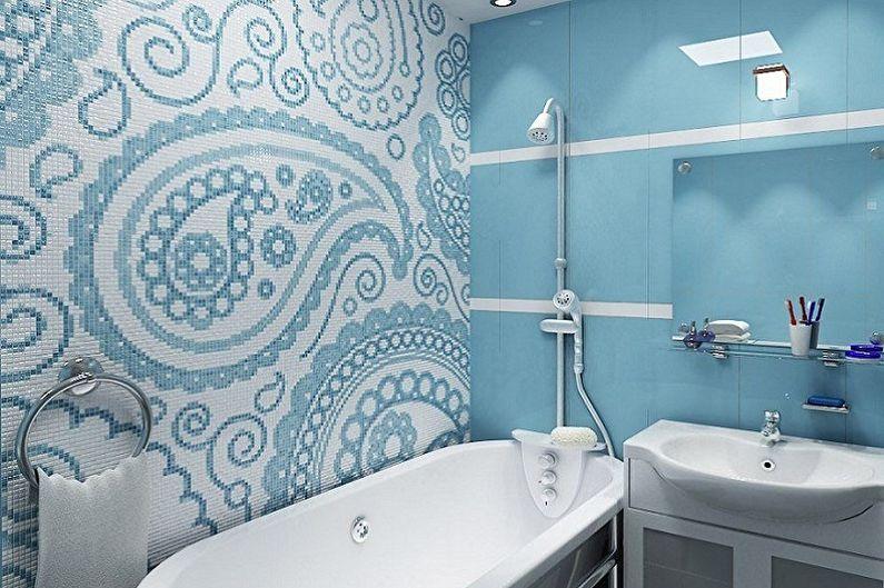 Идеи дизайна ванной комнаты 2 кв.м. (80 фото)
