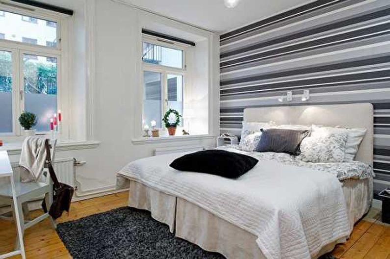 Идеи визуального расширения пространства в спальне