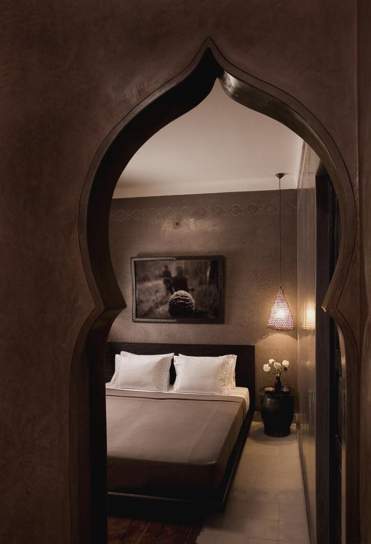 Арки из гипсокартона в восточном стиле - дизайн, фото в интерьере