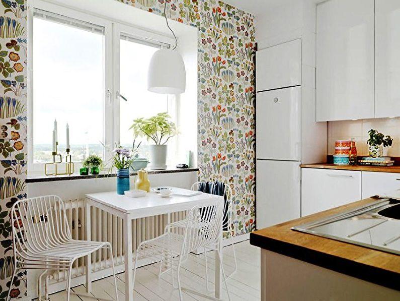 Katalog wallpaper untuk foto dapur