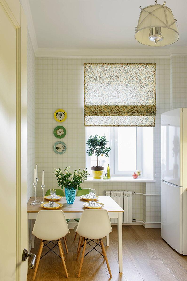 обои для кухни 70 фото советы как выбрать идеи дизайна