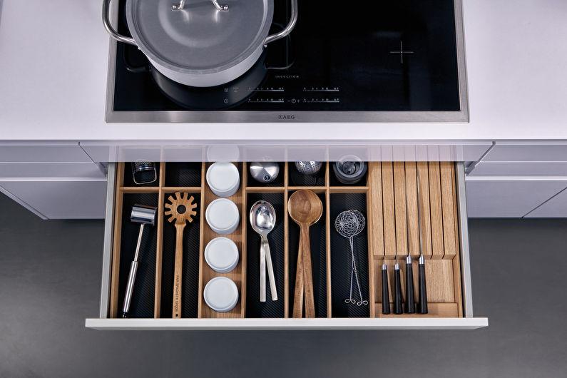Системы хранения - маленькая кухня в хрущевке