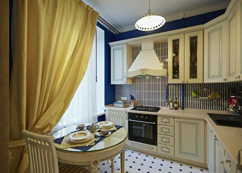 Проект кухни «Уютная классика»