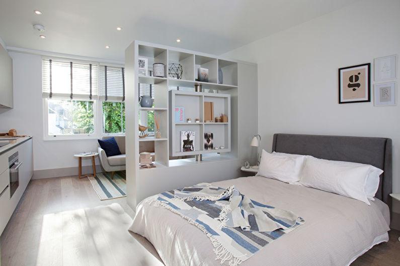 дизайн спальни в скандинавском стиле 65 фото идеи интерьеров