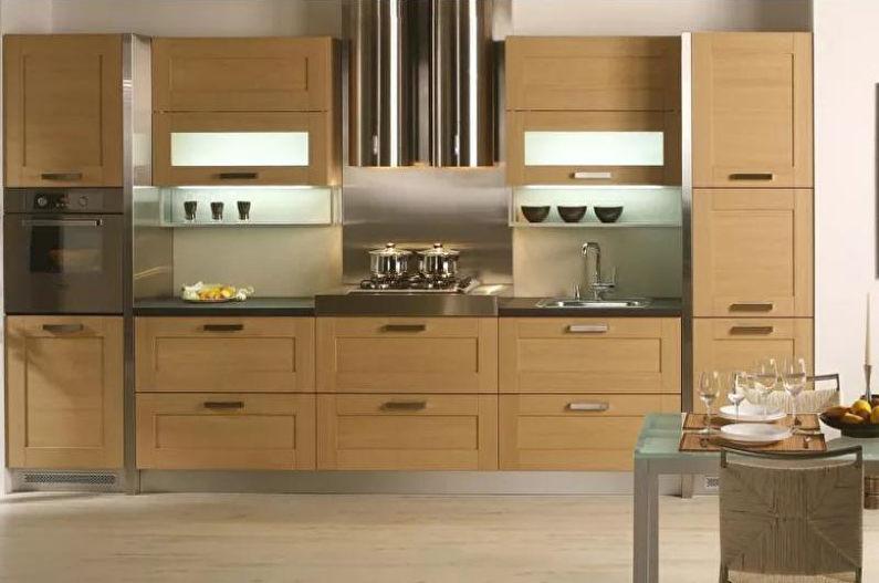 Дизайн кухни 14 кв.м. - Мебель