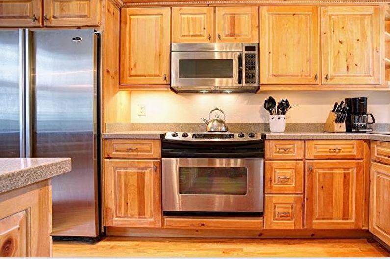 Дизайн интерьера кухни 14 кв.м. - фото