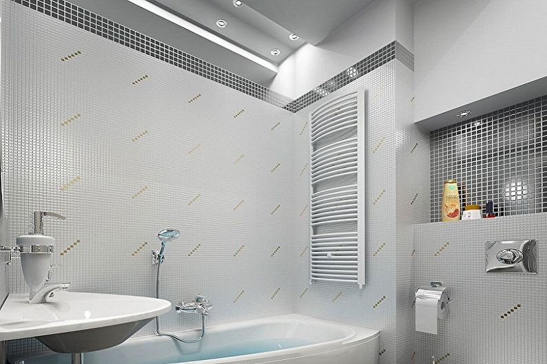 Дизайн ванной комнаты 3 кв.м. - С чего начинать ремонт