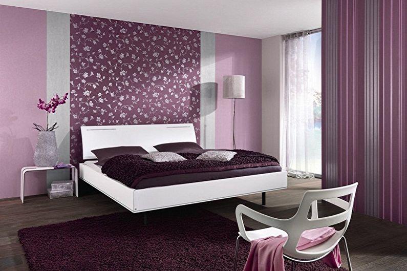 Цвет обоев для спальни - Что нужно учесть при выборе