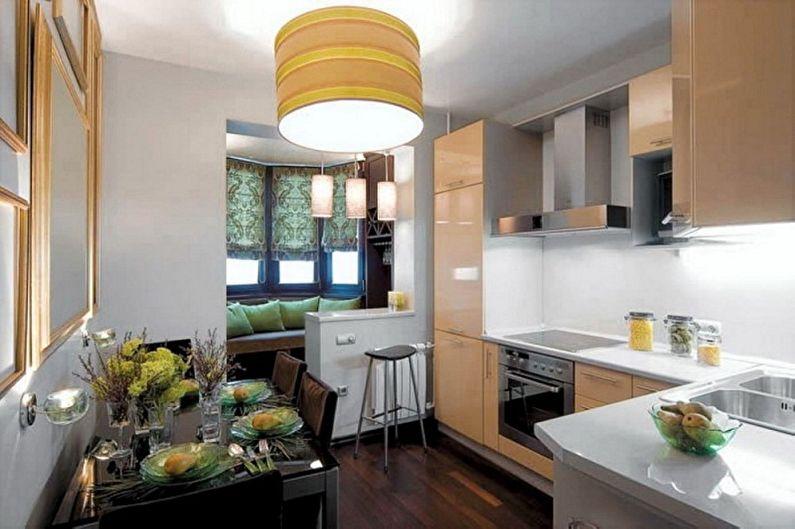 Дизайн кухни 4 кв.м. - С чего начать ремонт
