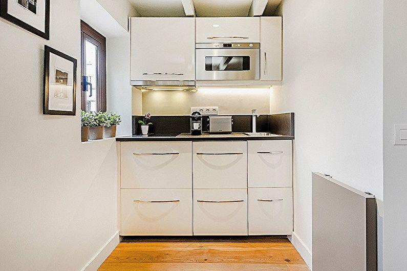 Дизайн маленькой кухни - С чего начать ремонт