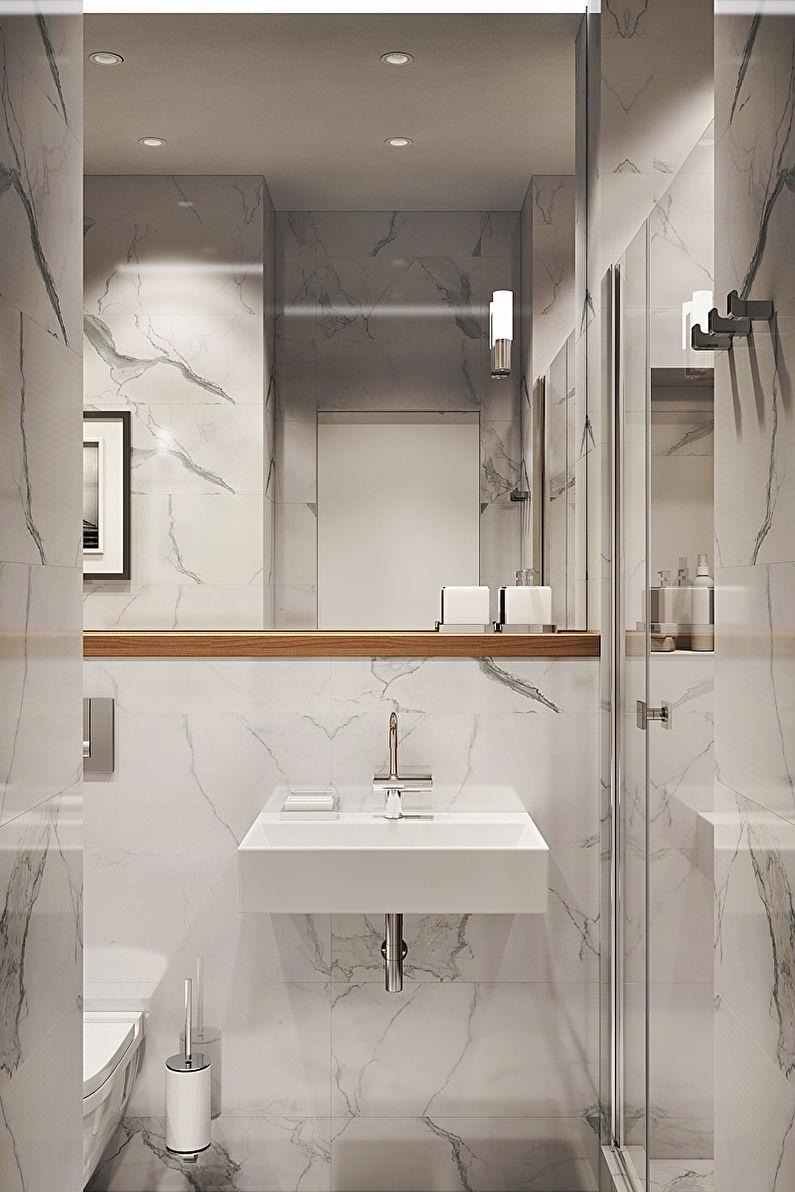 Дизайн квартиры 36 кв.м., ЖК Филиград - фото 10
