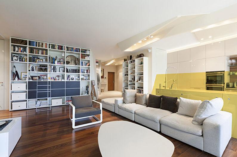 Квартира на Нежинской - фото 1