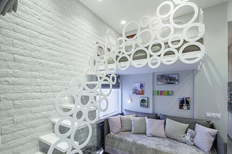 Квартира на Смоленской - фото 5