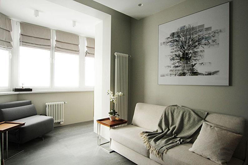 Квартира на Ярцевской - фото 3