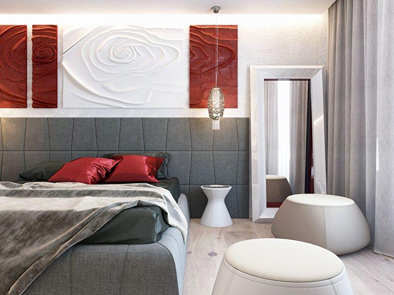 Современный интерьер квартиры в Obolon Residence - фото 18